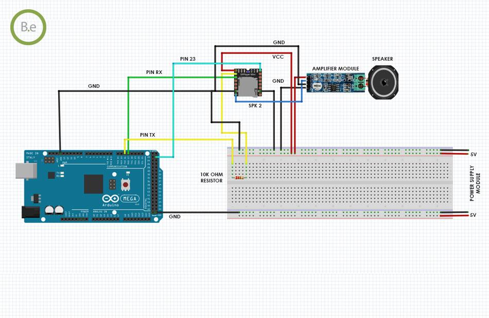constructing sound for paludarium arduino