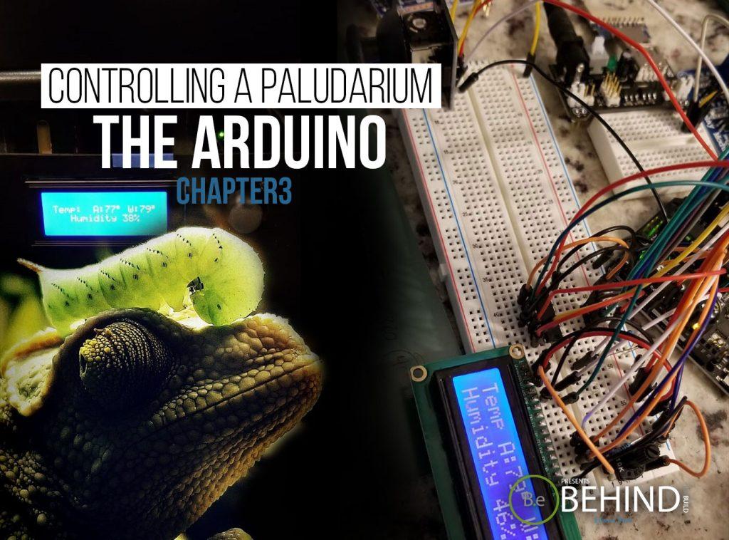 BEHINDtheBUILD chapter 3 controlling the paludarium
