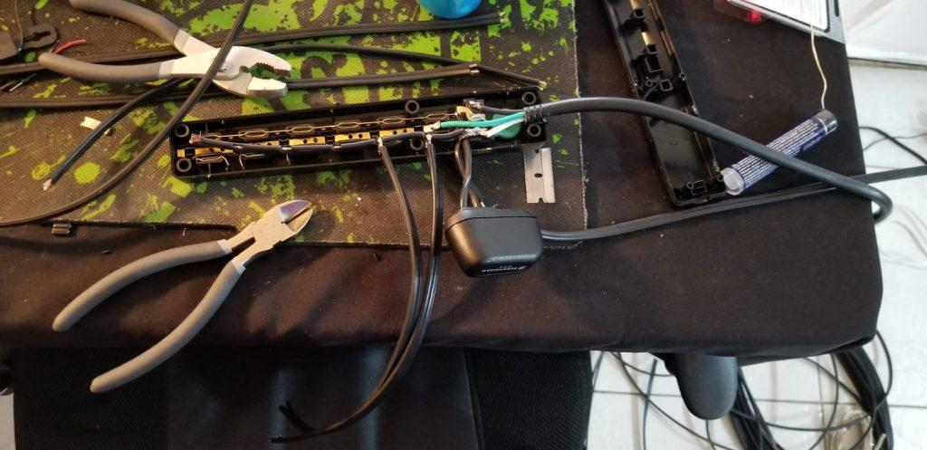 DIY paludarium arduino relays