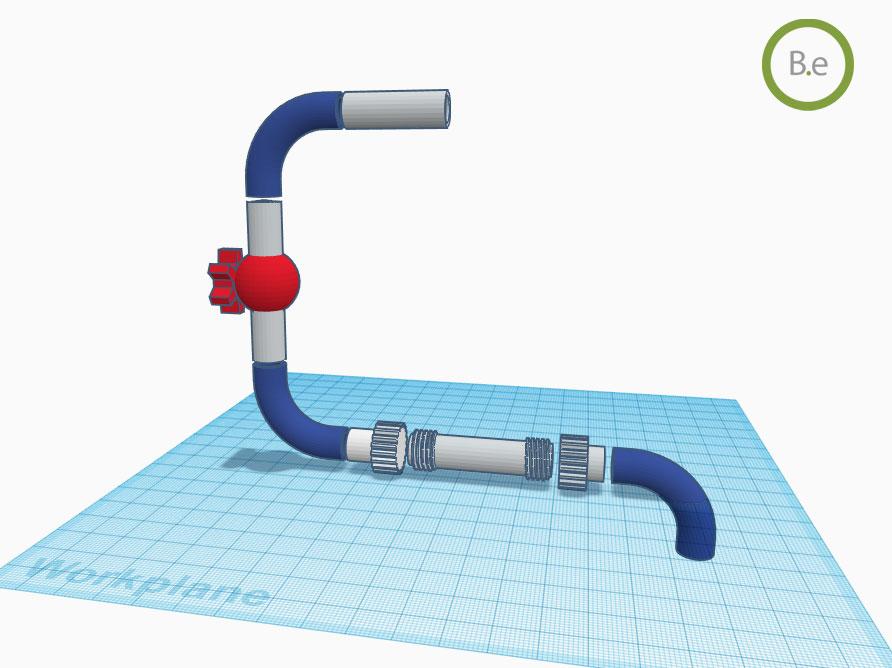 diy paludarium plumbing diagram