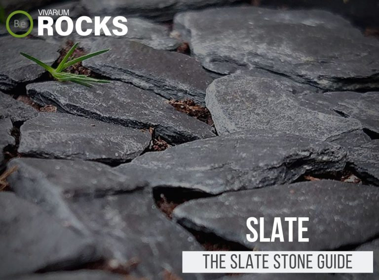 Slate Rock Stone Aquascape