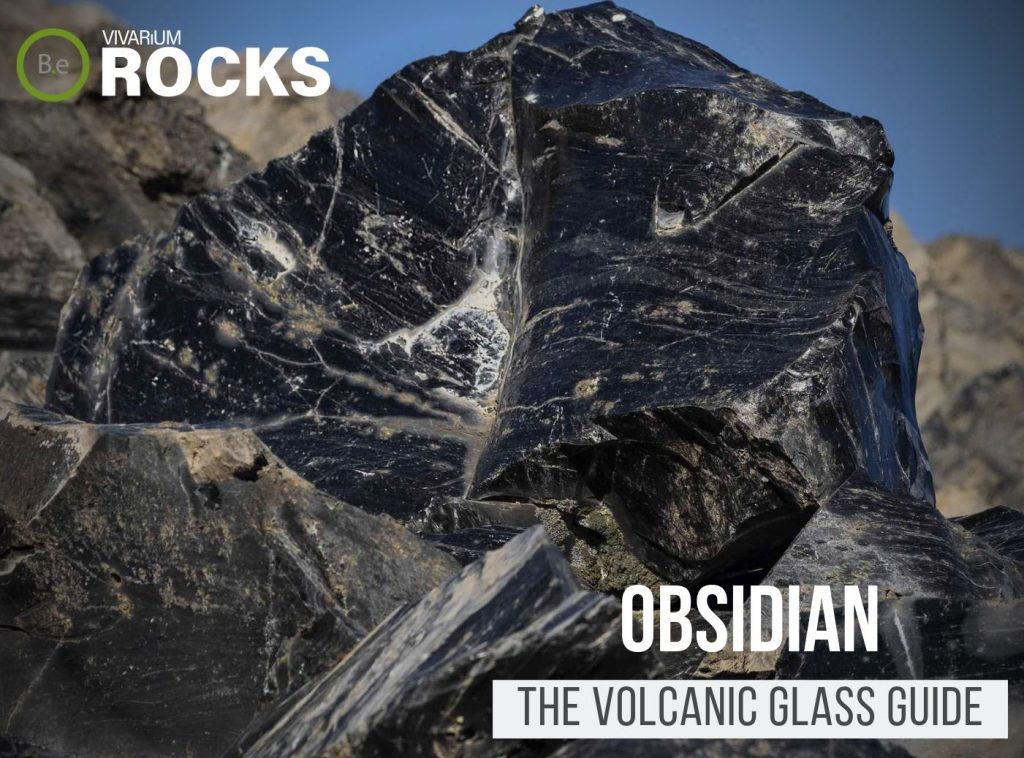 "Obsidian Rock ""Volcanic Glass"" Hardscape Guide"