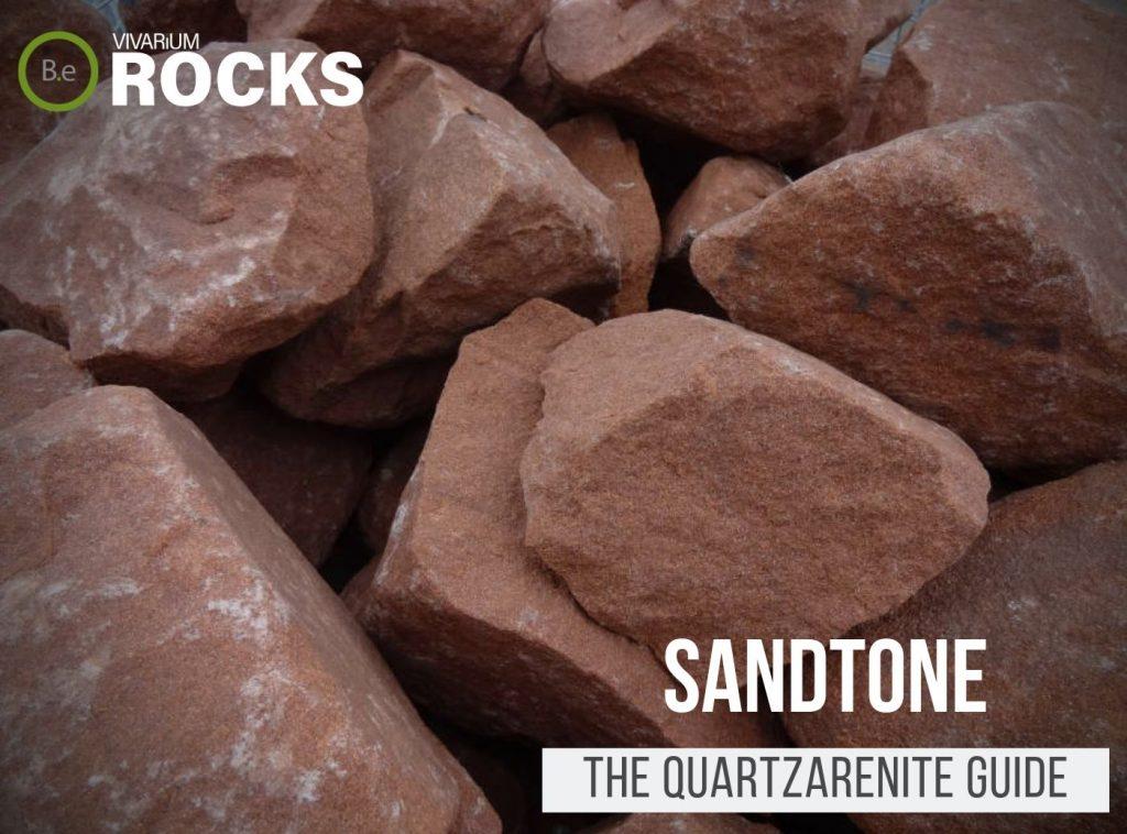 "Sandstone ""Quartzarenite Rock"" Hardscape Guide"