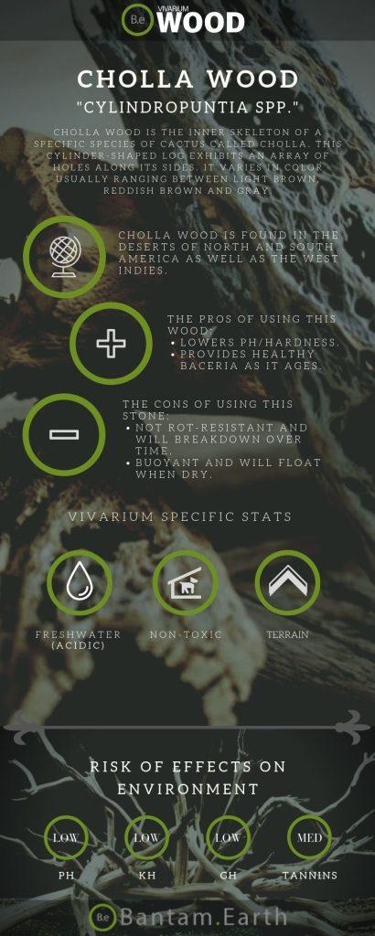 Cholla Wood Aquascape Tips