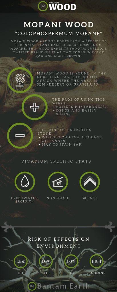 Mopani Driftwood Aquascape Tips