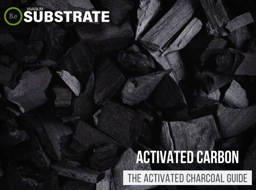 Activated Carbon For Aquariums & Terrariums