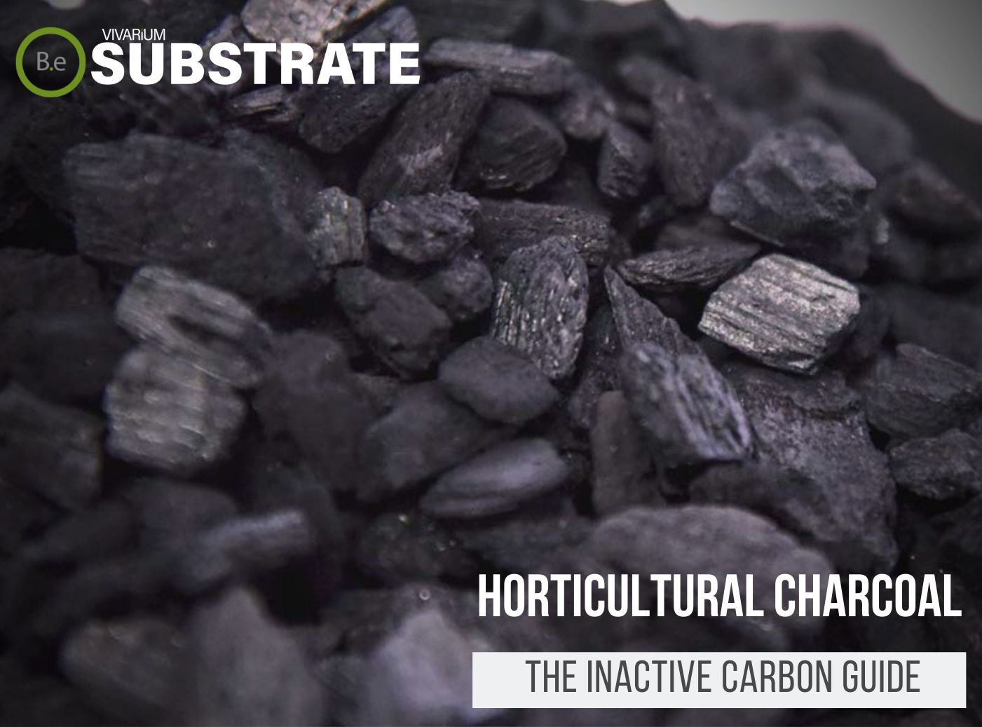 Horticultural Charcoal For Aquariums and Terrariums