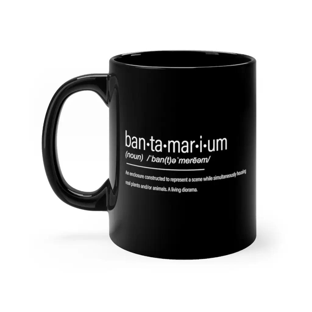 Definition Of Bantamarium Mug