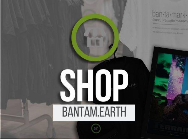 Shop Bantam.Earth