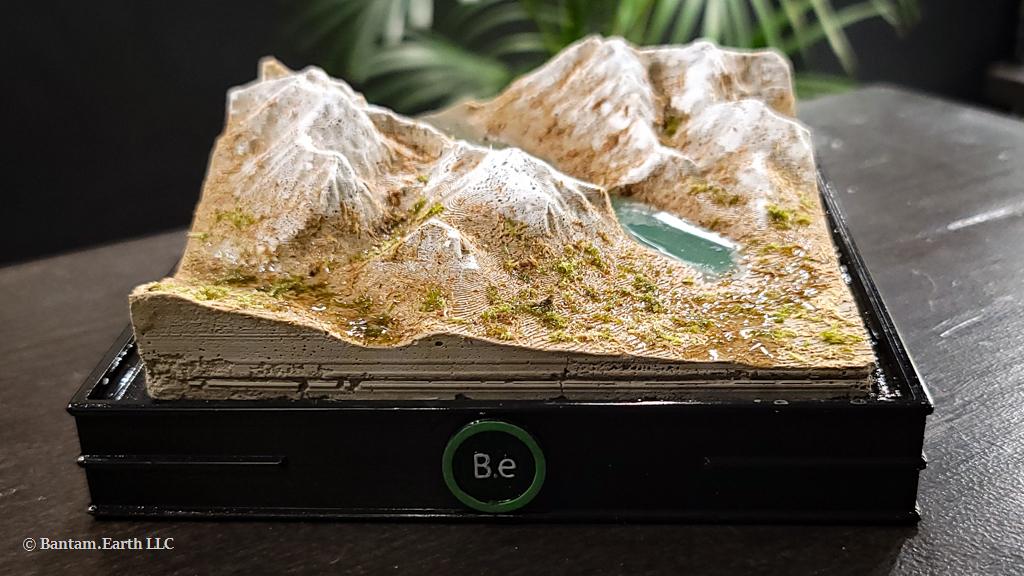 Mini Mountain Terrarium